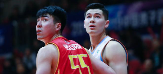 深圳、新疆先后锁定常规赛四强席位