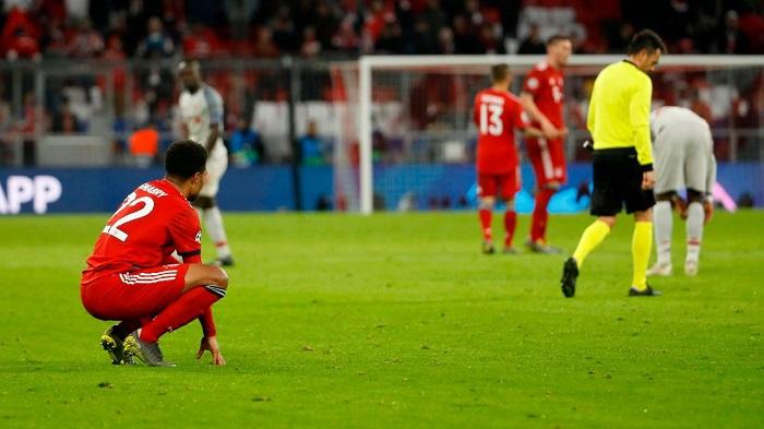 图片报:德国足球已经成为二流,德国队和拜仁都需要改革