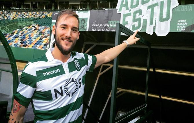 葡媒:租借合同到期后,古德利将离开葡萄牙体育
