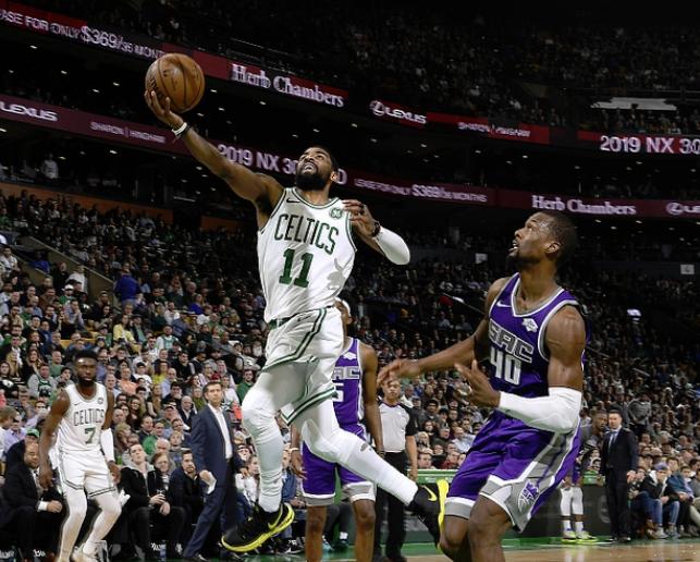 欧文谈威少与球迷冲突事件:NBA需要有一个应对机制