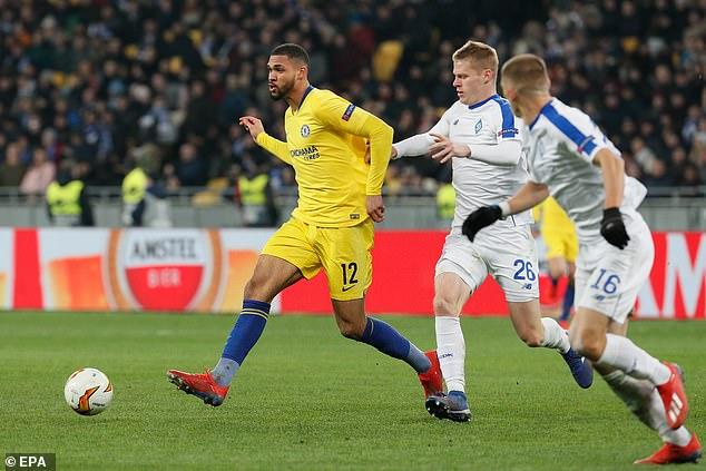 萨里:奇克在不断进步,他可以成为欧洲最佳球员之一