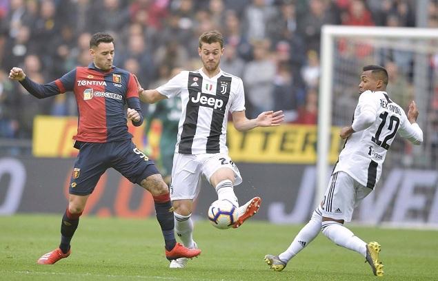 迪巴拉进球被吹,尤文客场0-2热那亚联赛不败终结