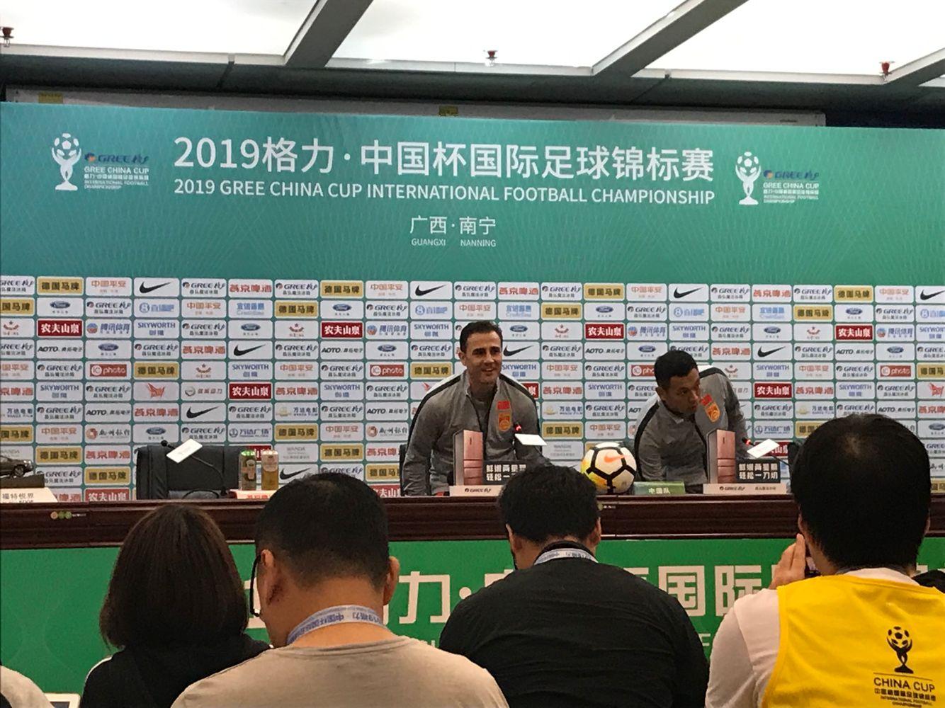 卡纳瓦罗:比赛过程有不错的地方,我们应有不同的结果
