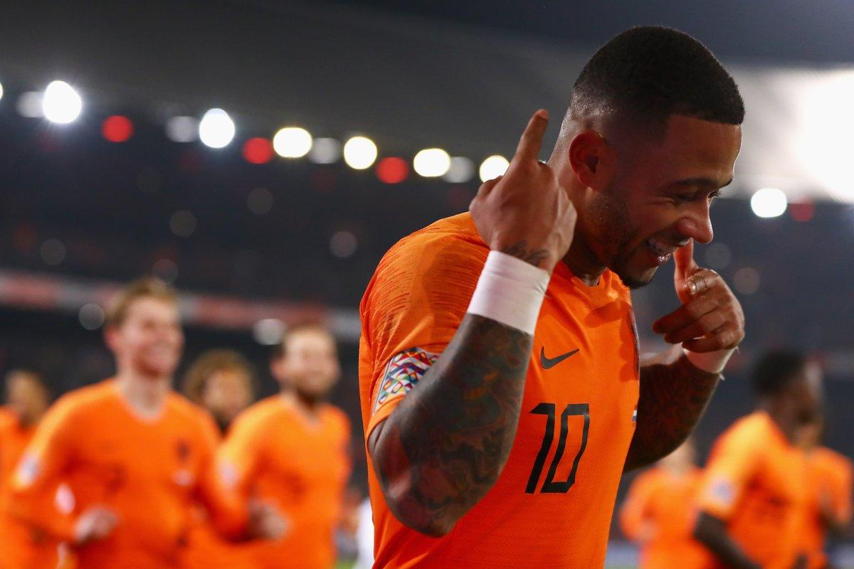单场2球2助!德佩成罗本、范佩西后荷兰队第一人