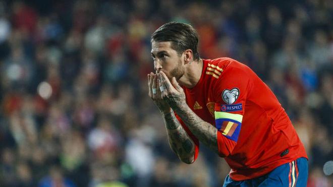 拉莫斯在欧足联最佳国脚评分排名第一,范戴克第二