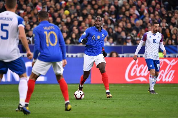 博格巴:法国队知道外界的期待, 世界杯后球队在不断进步