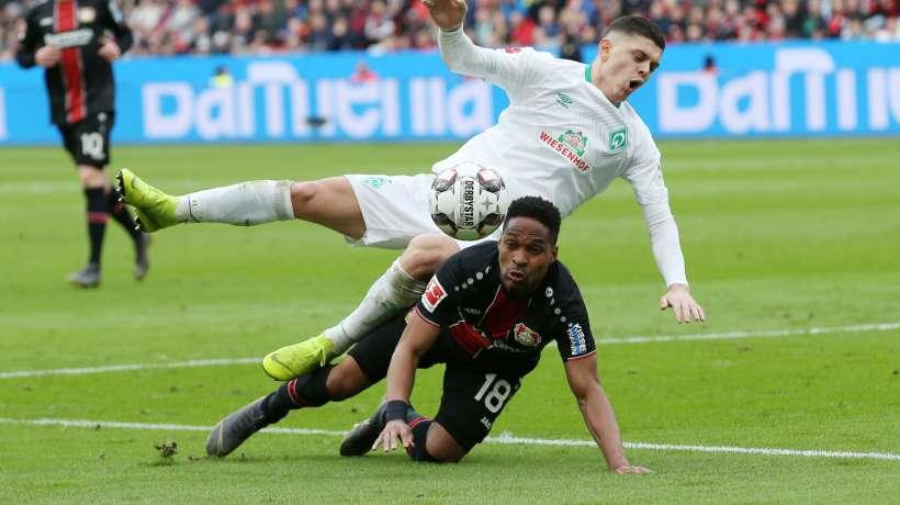 踢球者:罗马计划开价2000万欧求购勒沃库森边后卫