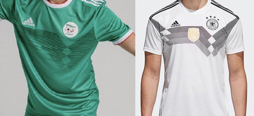 套模板?阿尔及利亚非洲杯与德国相似度极高