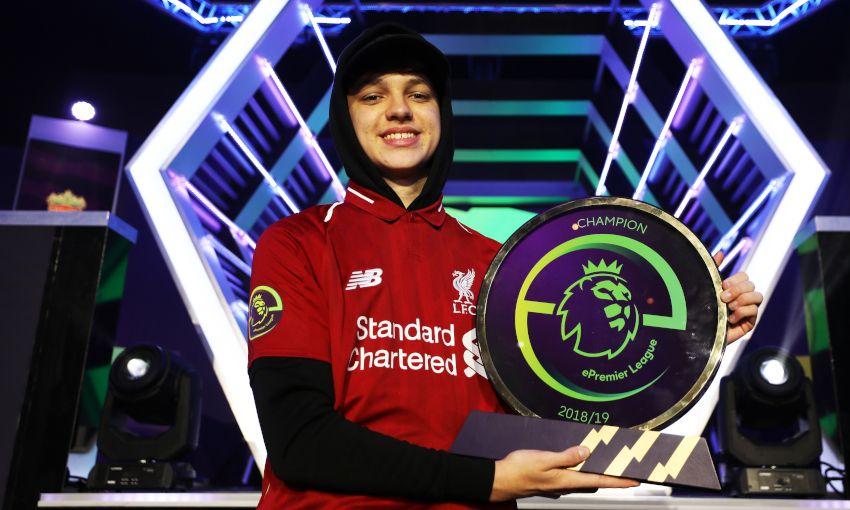 英超电竞联赛, 利物浦击败曼联夺得总冠军
