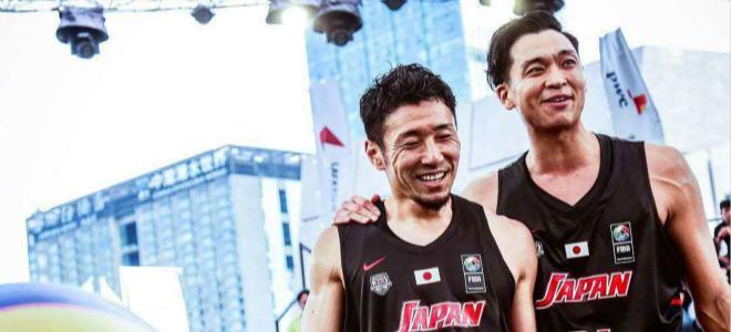 FIBA批准日本男、女篮自动入围 2020年东京奥运会