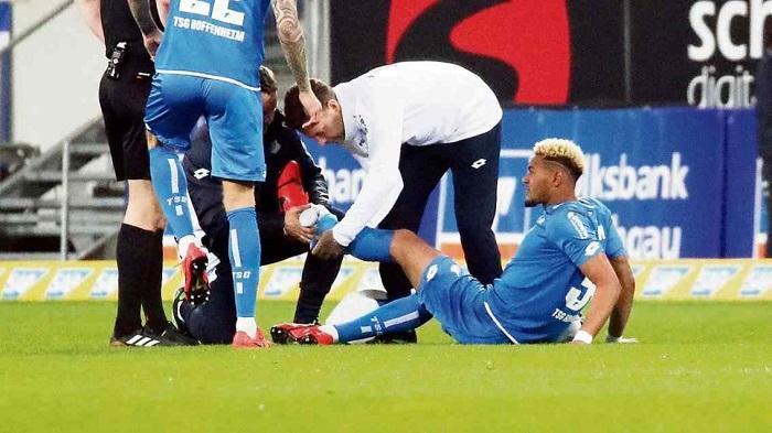 图片报:霍芬海姆攻击手若埃林通将缺席 3-  4周