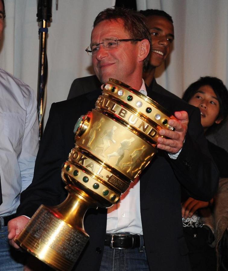朗尼克:梦想第三次进入柏林的德国杯决赛