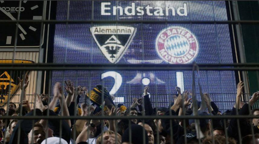 拜仁已经 15年没有在杯中输给德乙球队