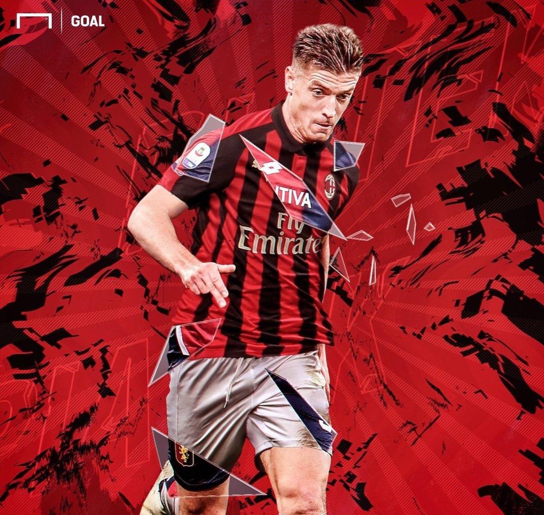 厉害了,皮亚特克同时成为米兰和热那亚的联赛头号射手