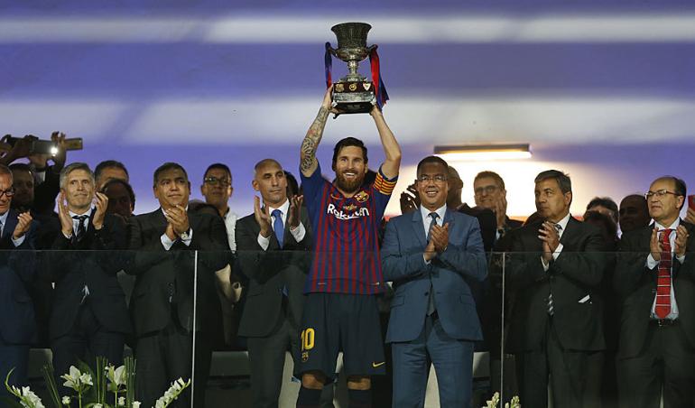 新赛制新时间?传西班牙超级杯将在1月进行