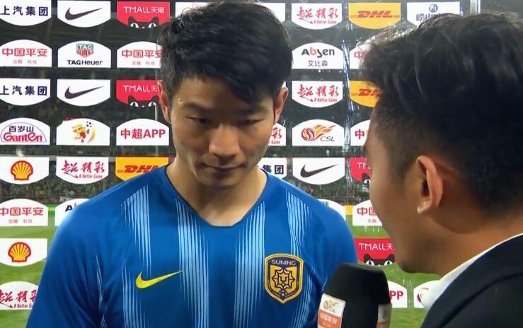 吉翔:多打1人的时候应该前压,但我们做得不够统一