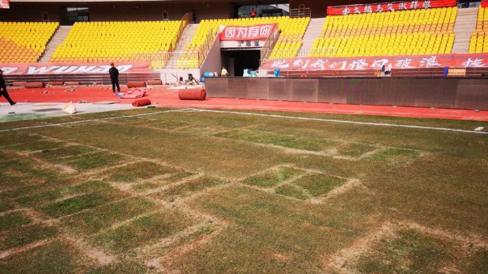 足协官方:对武汉赛区提出批判,将督促其放松草坪整改