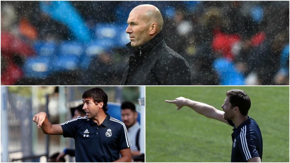 马卡:皇马可能让劳尔执教卡斯蒂亚,阿隆索带U19
