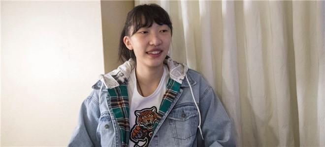 韩旭:想去 WNBA, 希望能鼓舞更多女孩打球
