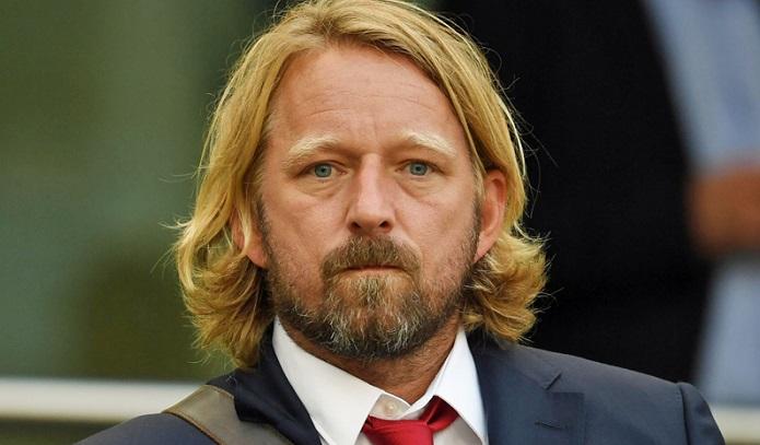 踢球者:前阿森纳高层米斯林塔特将成为斯图加特主管  第1张