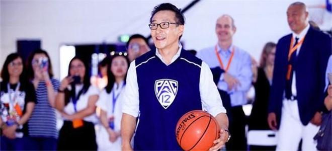 蔡崇信:韩旭加盟 WNBA像当初的姚明、易建联