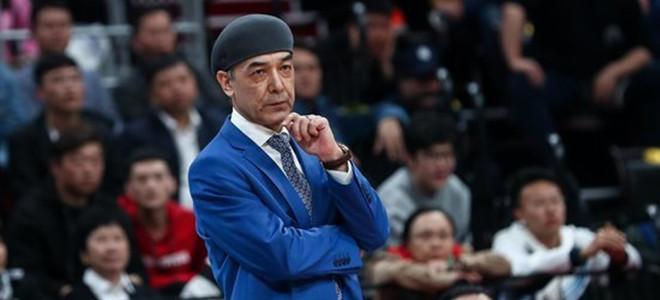 阿的江:辽宁是令人尊敬的对手,打乱了我们的节奏