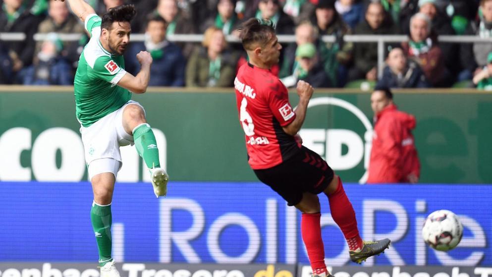 皮萨罗:已准备好两战拜仁,目标进德国杯决赛