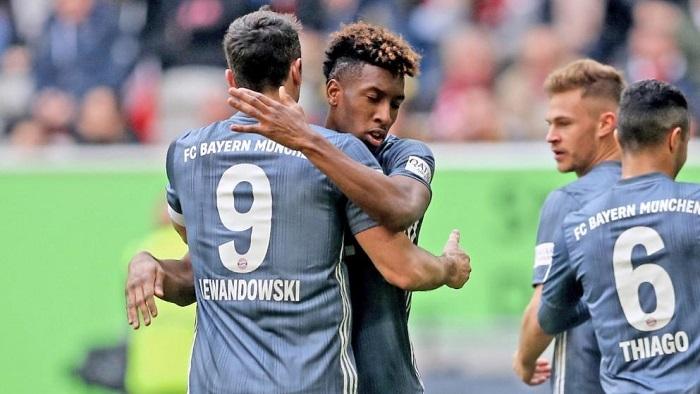 萨利:拜仁拿出训练中80%的攻击性,就能取得胜利