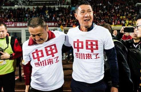 马明宇:四川FC不可能在周五解散,媒体不能瞎胡说
