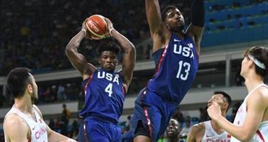 奥运男篮决赛上午举行, 奥组委:与全美直播无关
