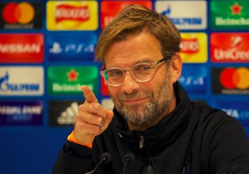 克洛普妙答记者:明天最想要欧冠, 周末最想要英超