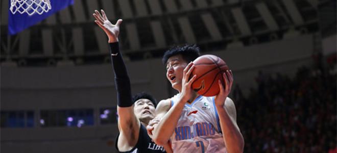 俞长栋砍19分创生涯季后赛得分新高