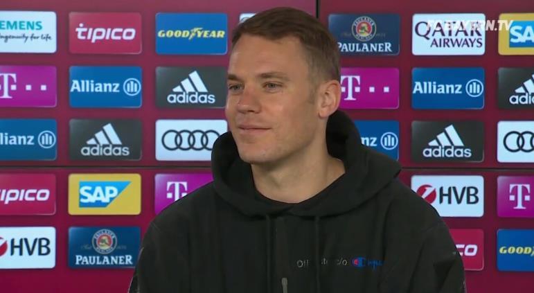 诺伊尔:努贝尔是个好, 我对乌尔赖希也很放心