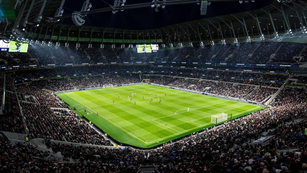 列维:热刺新球场评级顶级,盼主办欧冠决赛等世界级活动