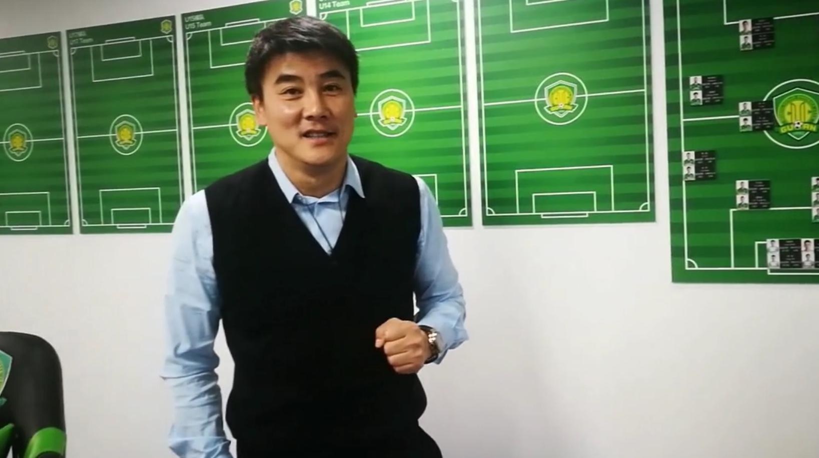 新华社专访李明:国安选择入籍球员标准就是能为国效力