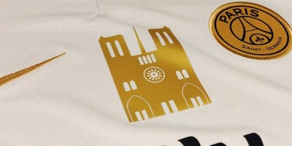 RMC:巴黎将在周末身穿特别球衣,以纪念巴黎圣母院