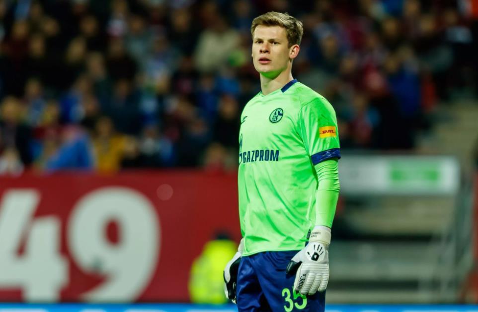 哈曼建议努贝尔去拜仁:和诺伊尔练一年比在沙尔克更有用