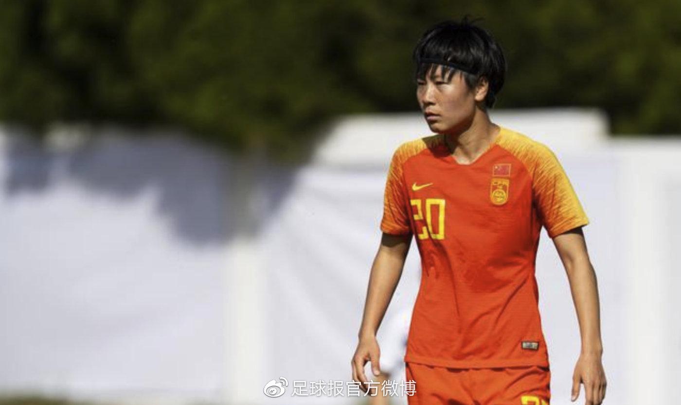 足球报:女足副队长张睿或无缘世界杯,为国出战超140次