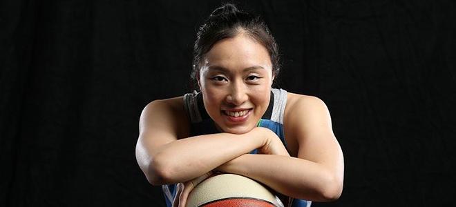 篮协和北京队已同意邵婷赴美参加 WNBA