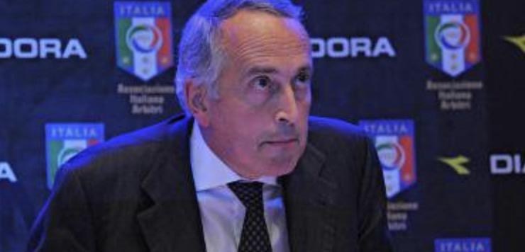 前意大利足协主席:很失望只有尤文图斯愿意组建B队