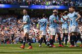 本赛季曼城已进155球,距英格兰球队全赛季进球记录差1球