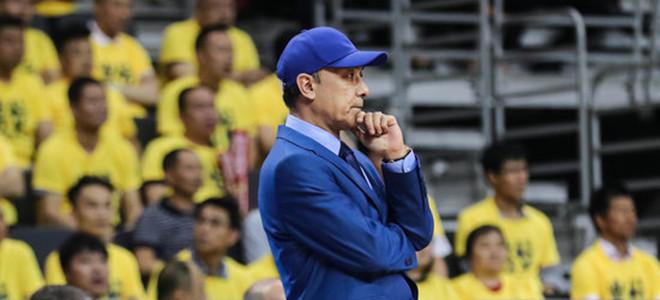 阿的江:球队24次失误令比赛产生了不同的结果