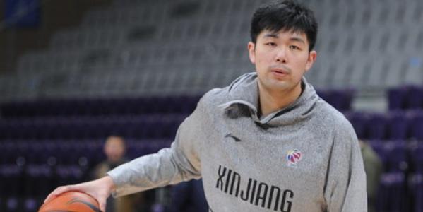 孙桐林生涯篮板数超越陈照升,升至历史第41