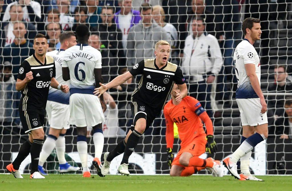 又涨价?范德贝克才满22岁,欧冠淘汰赛背靠背客场进球