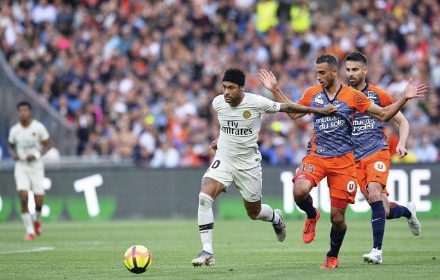 迪马利亚破门金庞贝乌龙,巴黎客场2-3遭蒙彼利埃逆转