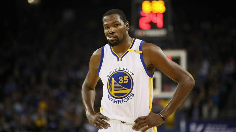 杜兰特季后赛总篮板数超越谢伊斯,升至历史第44位