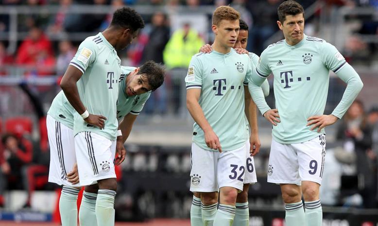 拜仁面对汉诺威已12连胜,面对垫底球队66场不败
