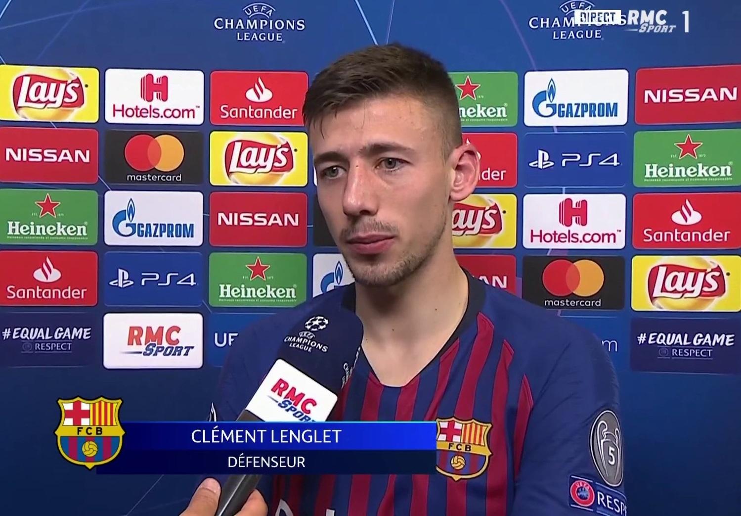 朗格莱:我每次都说梅西世界最佳,因此我们是有先天优势