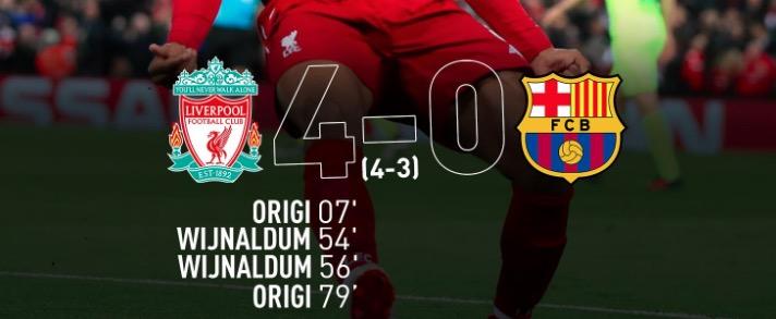 每体评分:梅西和比达尔队内最高,库鸟拉基蒂奇0分