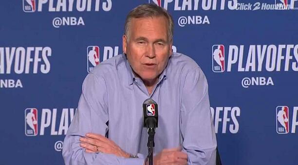 德安东尼:任何时候输球,我们都感觉我们错失了机会